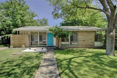 Austin Single Family Home For Sale: 1512 Suffolk Dr