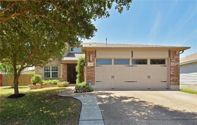 Kyle Single Family Home For Sale: 150 Sassafras Cv