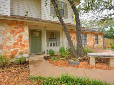 Single Family Home Pending - Taking Backups: 1820 Hermitage Dr