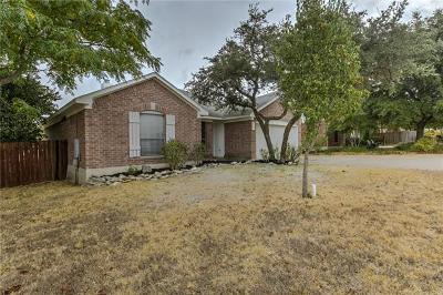 Cedar Park Single Family Home For Sale: 2203 Larston Ln