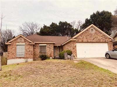 Austin Single Family Home For Sale: 2931 Wickersham Ln