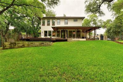 Bouldin Creek, Bouldin Single Family Home For Sale: 418 Crockett St