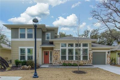 Travis County, Williamson County Single Family Home For Sale: 11228 Avery Station Loop #8