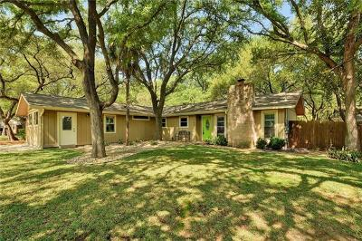 Hays County, Travis County, Williamson County Single Family Home Pending - Taking Backups: 2104 San Juan Dr