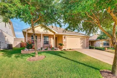 Pflugerville Single Family Home For Sale: 18209 Kermit Ct