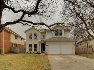 Cedar Park TX Single Family Home Pending - Taking Backups: $279,000