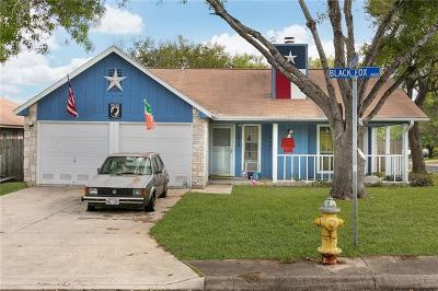 Kinney County, Uvalde County, Medina County, Bexar County, Zavala County, Frio County, Live Oak County, Bee County, San Patricio County, Nueces County, Jim Wells County, Dimmit County, Duval County, Hidalgo County, Cameron County, Willacy County Single Family Home For Sale: 11430 Black Fox Dr