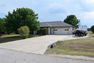 Williamson County Single Family Home For Sale: 154 Meadow Valley Loop
