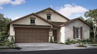 Round Rock Single Family Home For Sale: 5114 Veranda Ter