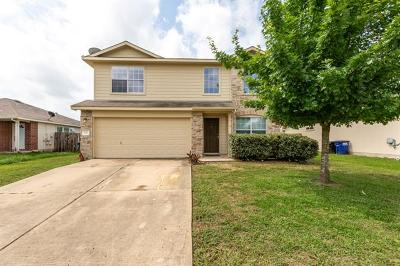 Hutto Single Family Home For Sale: 227 Phillips St