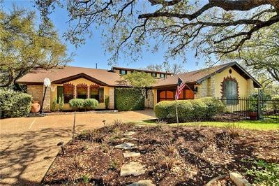 Travis County, Williamson County Single Family Home For Sale: 6100 Rain Creek Pkwy
