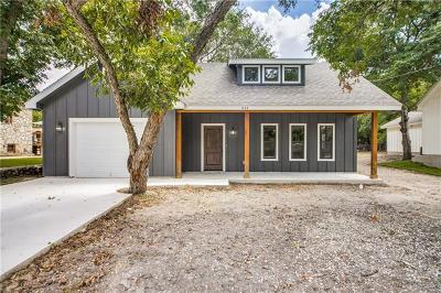 New Braunfels Single Family Home For Sale: 1433 Katy St