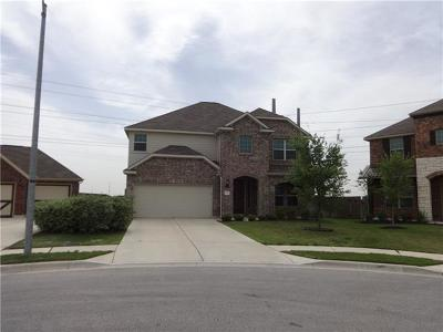 Hutto Rental For Rent: 501 Open Range Dr