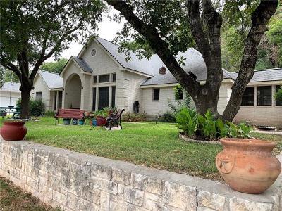 Austin Single Family Home Pending - Taking Backups: 6401 Lakewood Dr