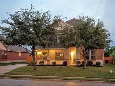 Pflugerville Single Family Home For Sale: 305 Timothy John Dr