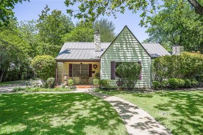 Rosedale G, Rosedale B, Rosedale C, Rosedale E, rosedale, Rosedale Estates Single Family Home For Sale: 4408 Ramsey Ave