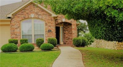 Hutto Single Family Home For Sale: 408 E Nakoma