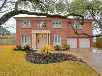 Austin Single Family Home Pending - Taking Backups: 6507 Halsey Ct
