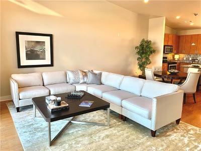 Condo/Townhouse For Sale: 1702 S Lamar Blvd S #2