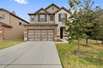 Hays County, Travis County, Williamson County Single Family Home Pending - Taking Backups: 6804 Sunderland Trl