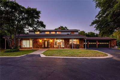 Hays County, Travis County, Williamson County Single Family Home For Sale: 708 Split Rail Trl