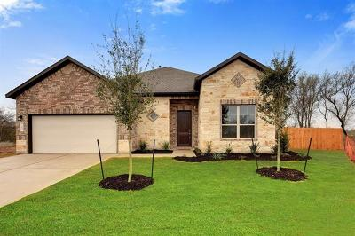 Bastrop Single Family Home For Sale: 265 Rimrock Ct