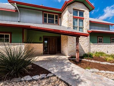 Dripping Springs Single Family Home Pending - Taking Backups: 501 Madrone Canyon Dr