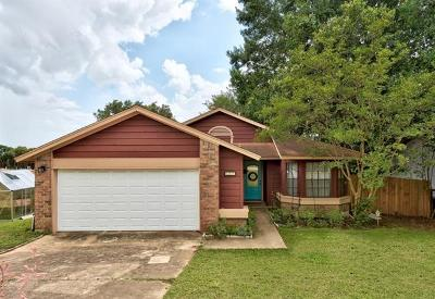 Travis County Single Family Home For Sale: 207 Meadow Lea Dr