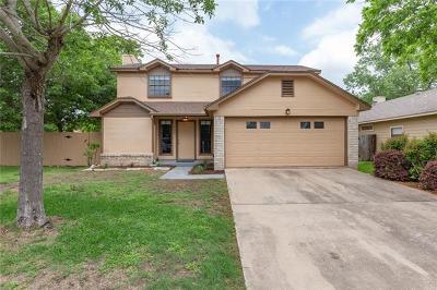 Cedar Park Single Family Home For Sale: 807 Russet Valley Dr