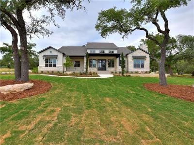 Liberty Hill Single Family Home For Sale: 104 Harvest Dance