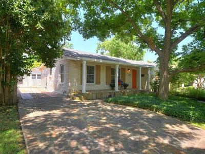 Single Family Home For Sale: 2908 Perry Ln