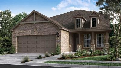 Round Rock Single Family Home For Sale: 5055 Cassia Way