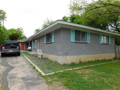 Austin Multi Family Home For Sale: 6402 Vioitha Dr
