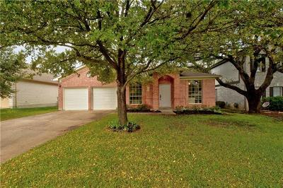 Travis County Single Family Home For Sale: 8122 Forest Heights Ln