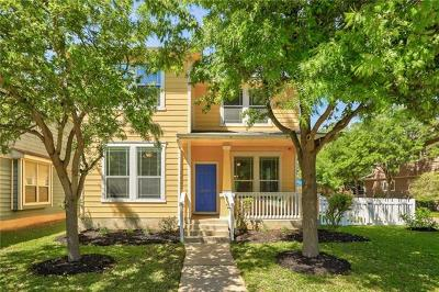 Cedar Park Single Family Home Pending - Taking Backups: 917 Truman Ln