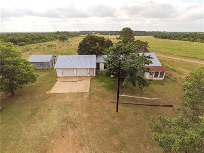 Rosanky TX Single Family Home For Sale: $225,000