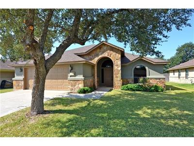 Killeen Single Family Home For Sale: 7209 Andalucia St