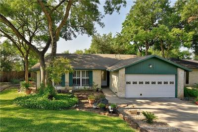 Austin Single Family Home For Sale: 3303 Sanderling Trl