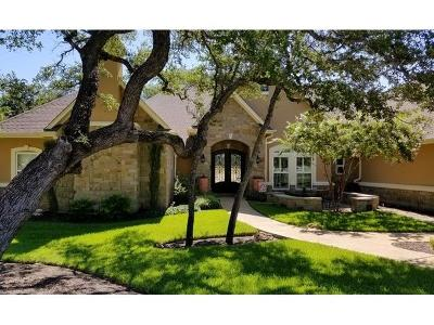 Round Rock Single Family Home For Sale: 108 Stevens Trl