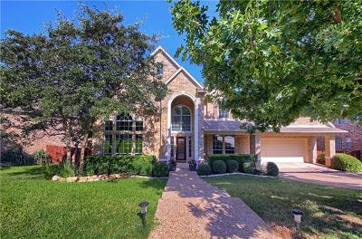 Cedar Park Single Family Home For Sale: 2809 Welton Cliff Dr