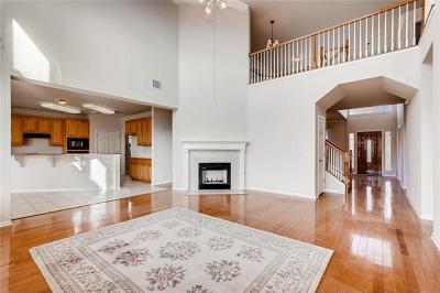Pflugerville Single Family Home For Sale: 1007 Ambrose Dr