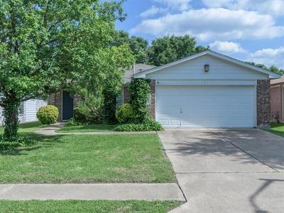 Cedar Park Single Family Home For Sale: 2012 Hawksbury Way