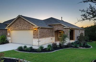 Georgetown Single Family Home For Sale: 341 Brenham Pass