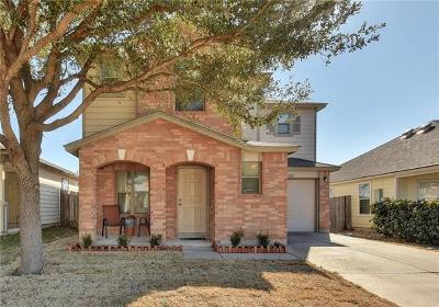 Single Family Home For Sale: 5525 War Admiral Dr