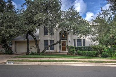 Travis County, Williamson County Single Family Home For Sale: 9804 Indigo Brush Dr