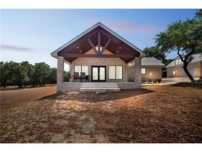 Wimberley Single Family Home For Sale: 560 River Mountain Rd