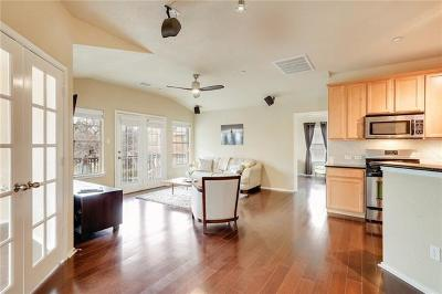 Austin Condo/Townhouse For Sale: 14815 Avery Ranch Blvd #2001
