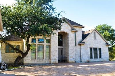 Burnet TX Single Family Home For Sale: $724,900