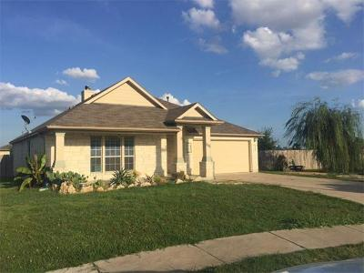 Leander Single Family Home For Sale: 800 Casitas Ct