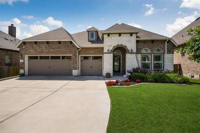 Georgetown Single Family Home For Sale: 109 Bastrop Dr